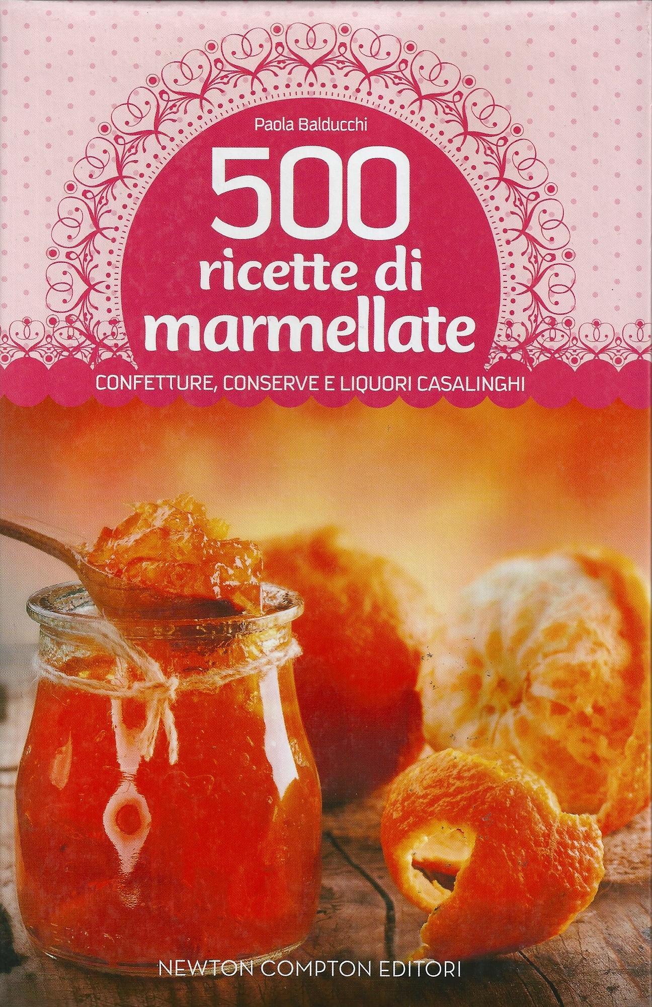 500 ricette di marmellate