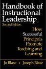 Handbook of Instructional Leadership