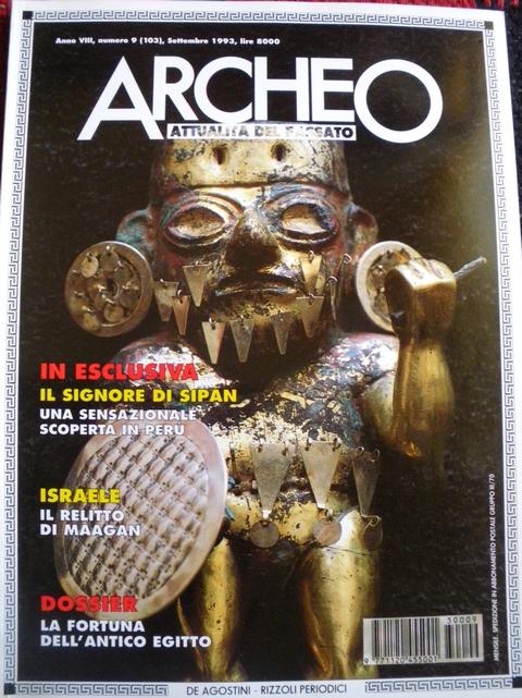 Archeo attualità del passato n. 103