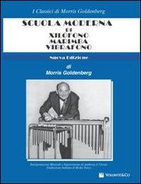 Scuola moderna di xilofono, marimba, vibrafono