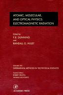 Electromagnetic Radiation: Atomic, Molecular, and Optical Physics: Atomic, Molecular, And Optical Physics: Electromagnetic Radiation