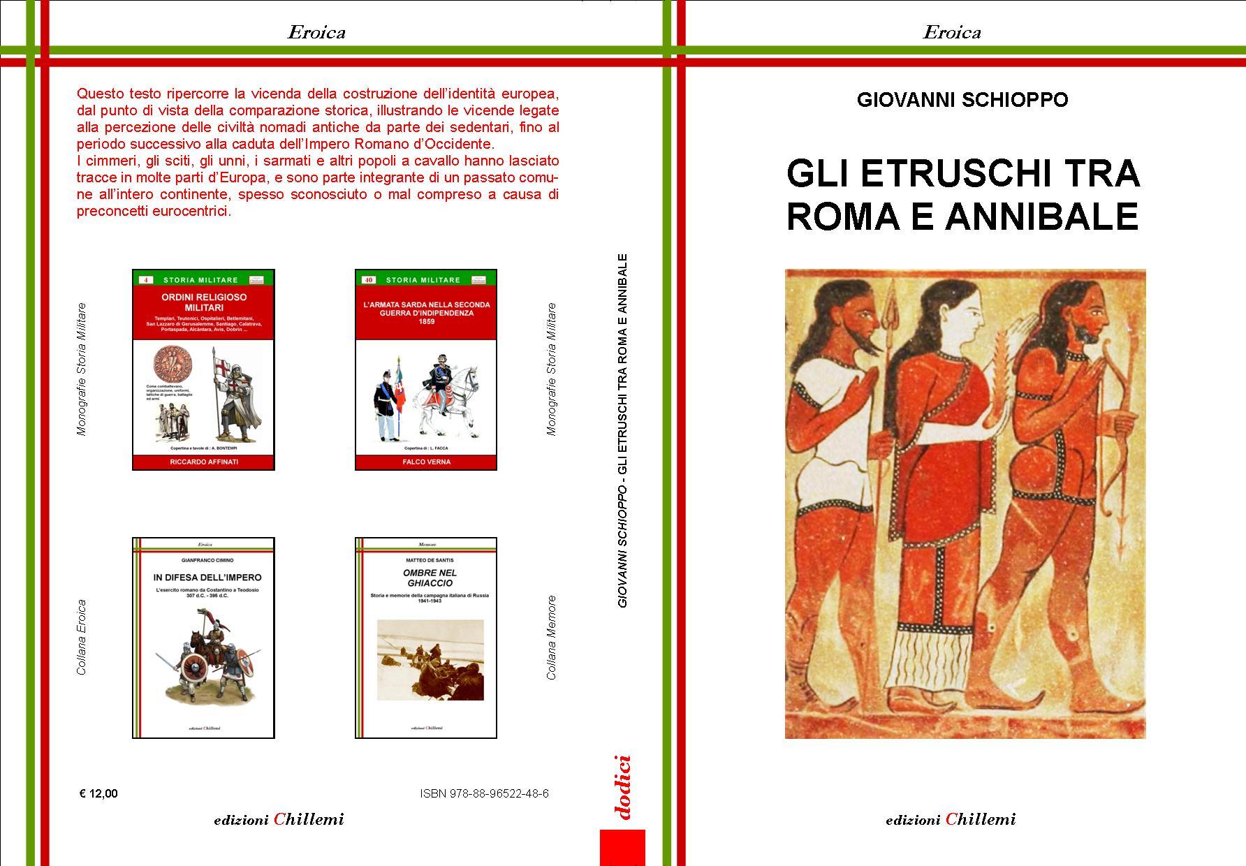 Gli Etruschi tra Roma e Annibale