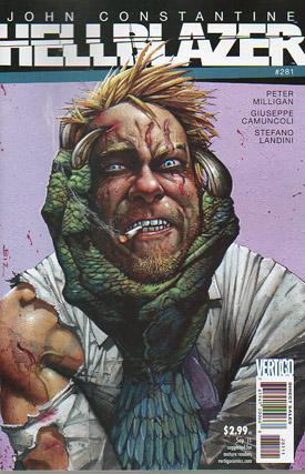 Hellblazer Vol.1 #28...