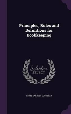 Principles, Rules an...