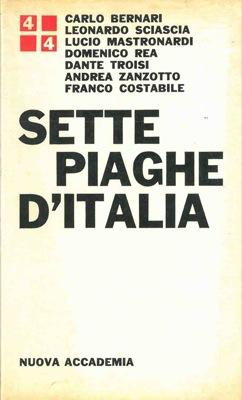 Sette piaghe d'Itali...
