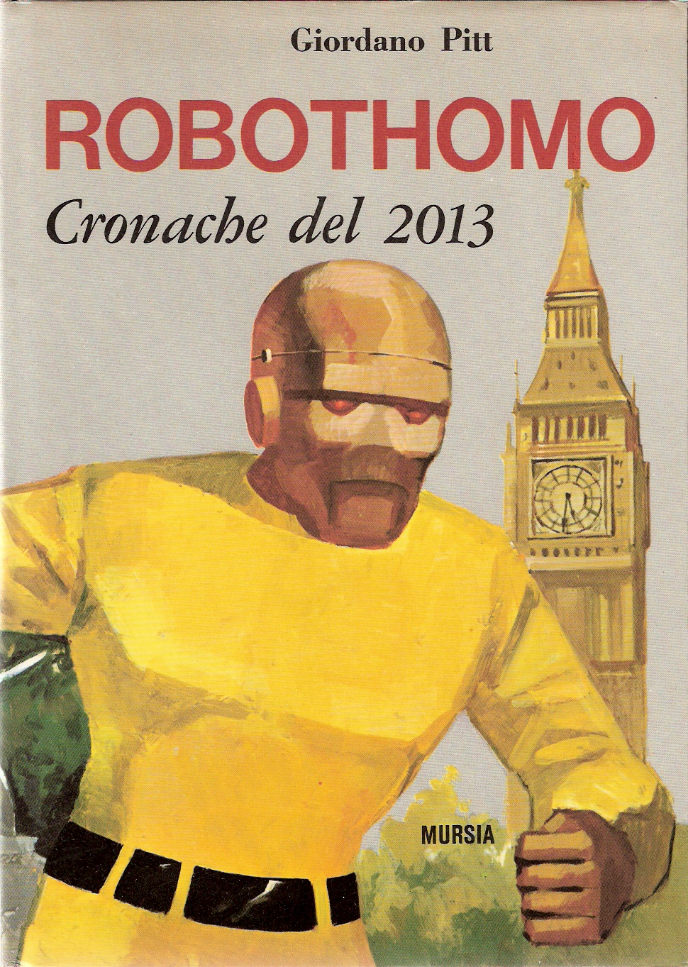 Robothomo