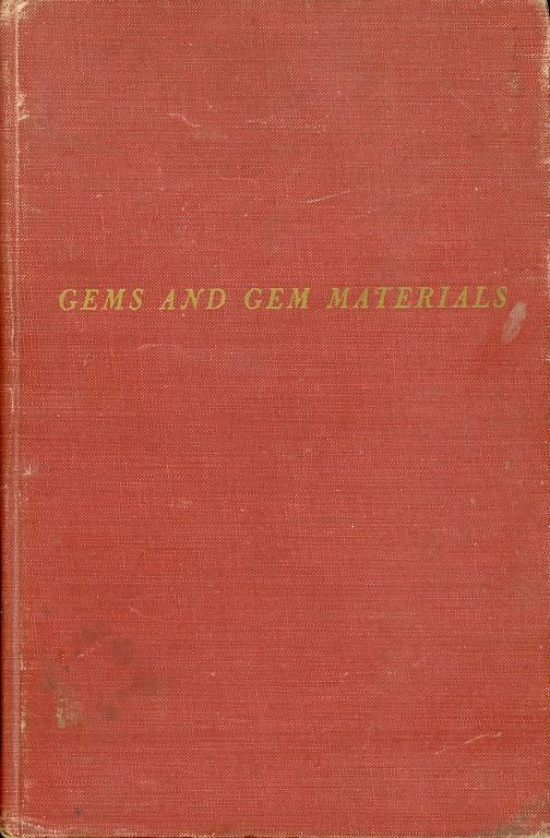 Gems and Gem Materials