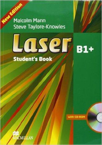 Laser. B1+. Student's book-Workbook. Per le Scuole superiori. Con espansione online