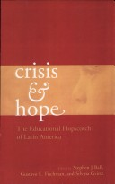 Crisis and hope
