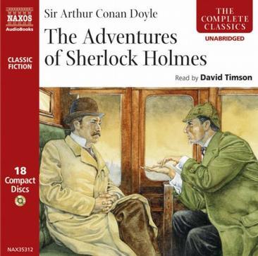 The Adventures of Sherlock Holmes, Vol. 1-6