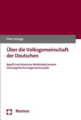 Uber Die Volksgemeinschaft Der Deutschen