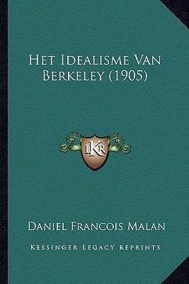 Het Idealisme Van Berkeley (1905)