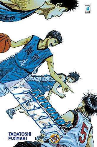 Kuroko's Basket vol. 22