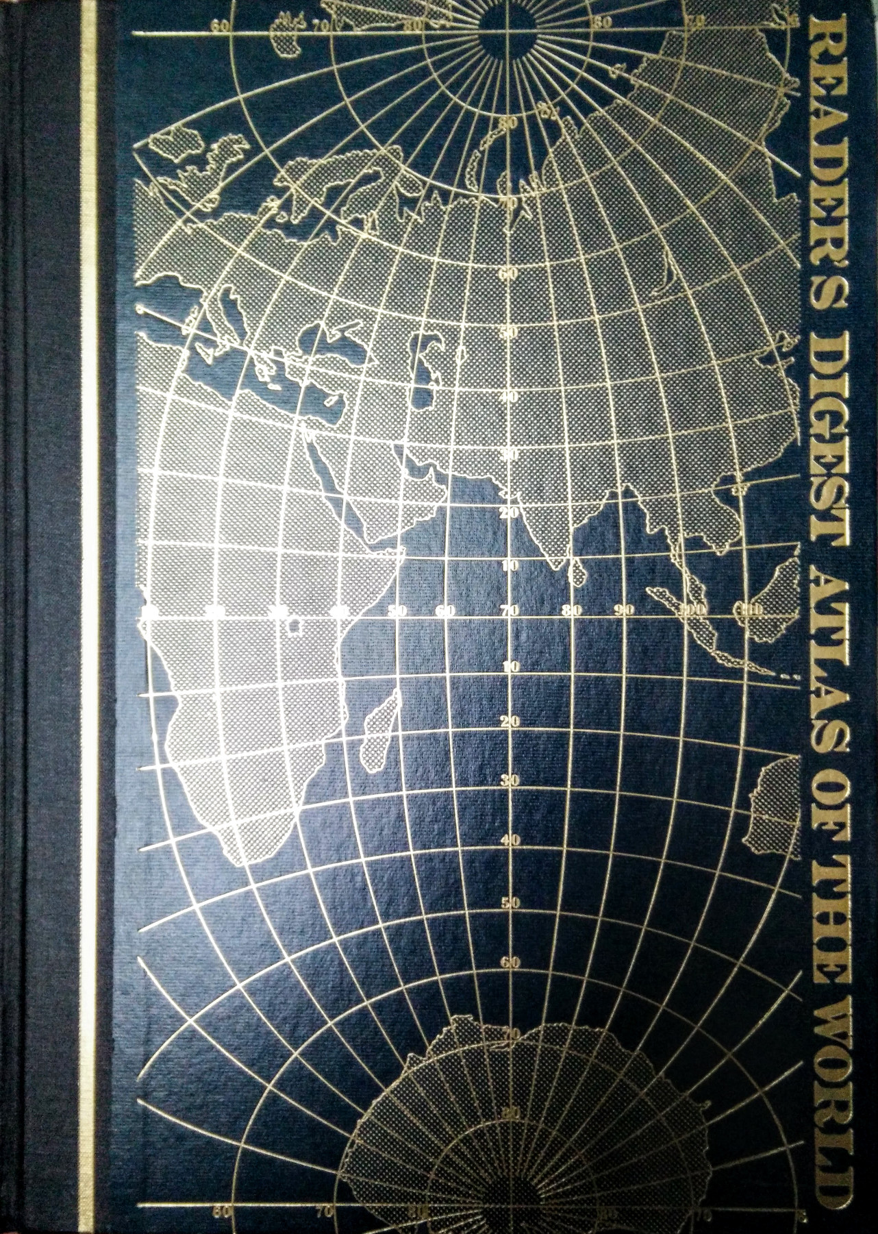 Reader's Digest Atlas of the World