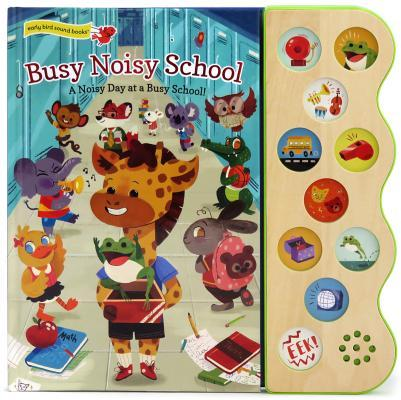 Busy Noisy School