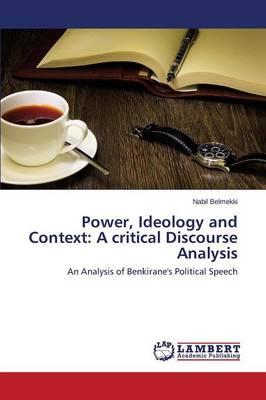 Power, Ideology and Context