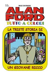 Alan Ford tutto a colori n. 12