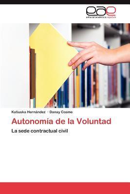 Autonomía de la Voluntad