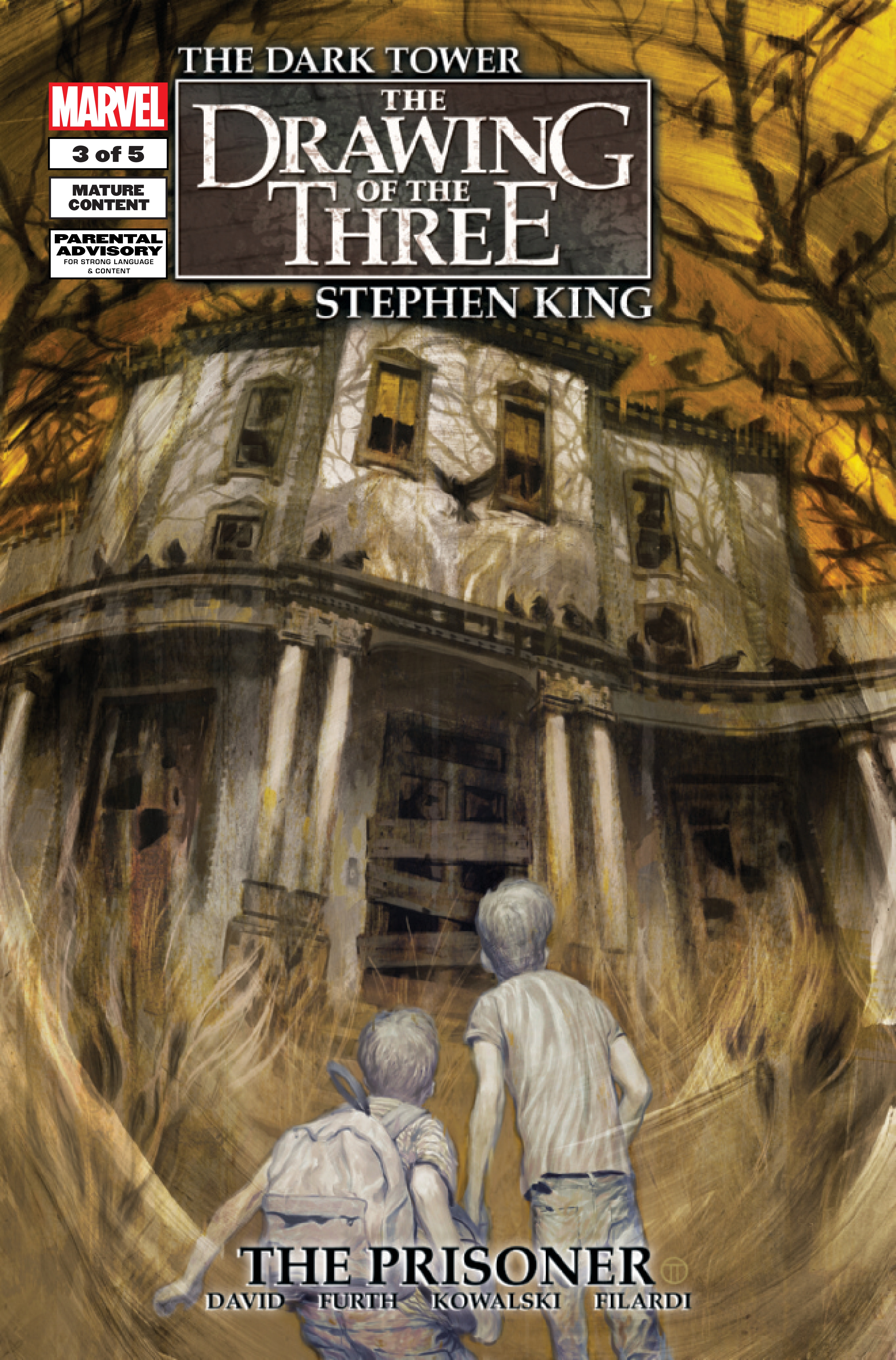 The Dark Tower: The Prisoner n.3