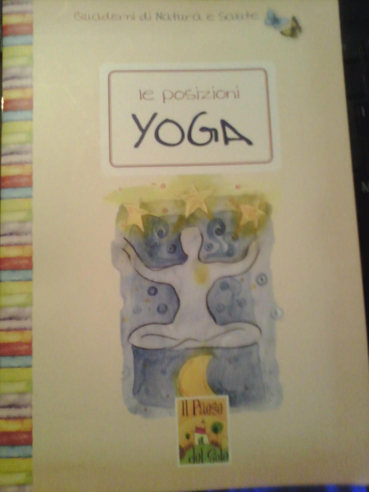 Le posizioni yoga