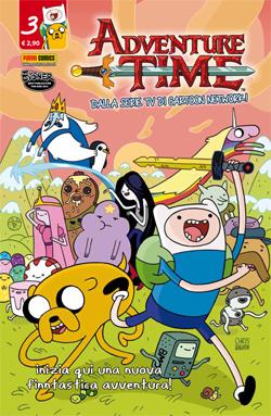 Adventure Time n. 3