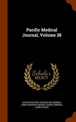 Pacific Medical Journal, Volume 38