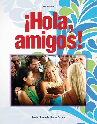 Hola, Amigos! / Hello, Friends!