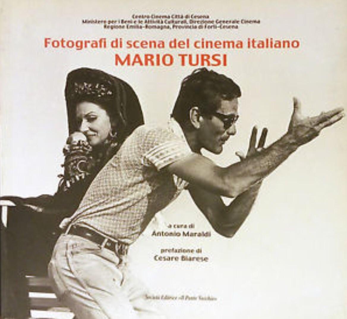Fotografi di scena del cinema italiano