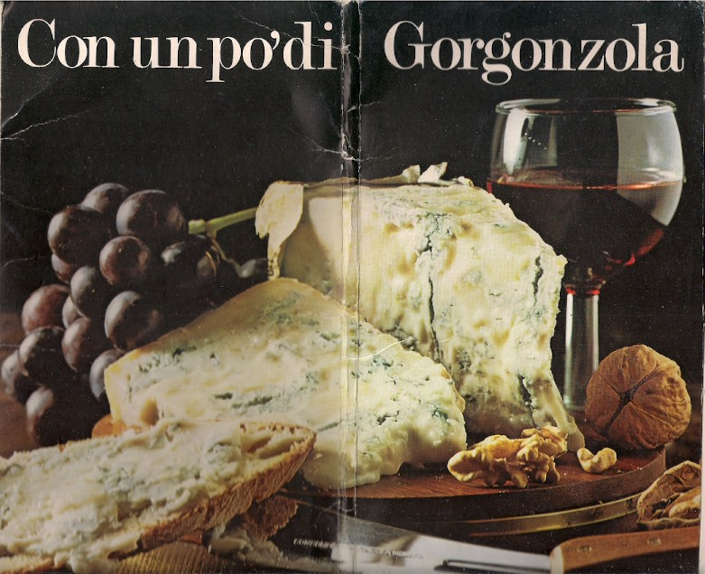Con un po' di gorgonzola