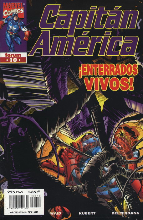 Capitán América Vol.4 #10 (de 27)