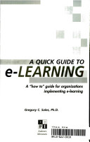 A Quick Guide to E-Learning