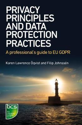 Privacy Principles and Data Protection Practices