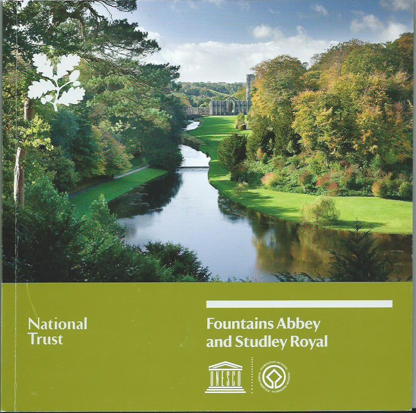 Fountains Abbey and Studley Royal, North Yorkshire