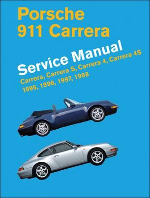 Porsche 911 Carrera (Type 993) Service Manual 1995, 1996, 1997, 1998