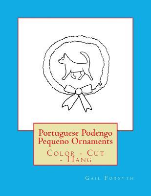 Portuguese Podengo Pequeno Ornaments