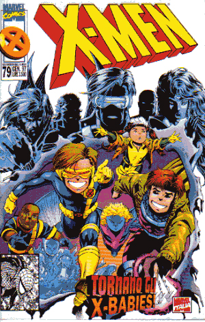 Gli Incredibili X-Men n. 079