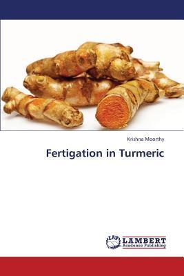 Fertigation in Turmeric