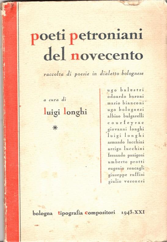 Poeti petroniani del Novecento