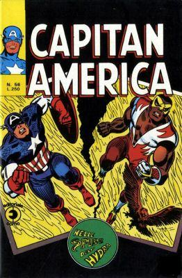 Capitan America n. 56