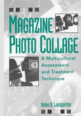 Magazine Photo Collage
