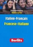 Italian-French Berlitz Bilingual Dictionary