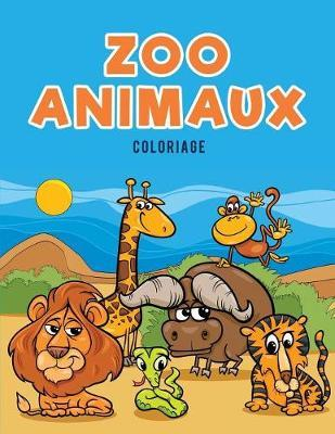 Zoo Animaux Coloriage