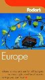 Fodor's Europe, 59th Edition