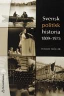 Svensk politisk historia