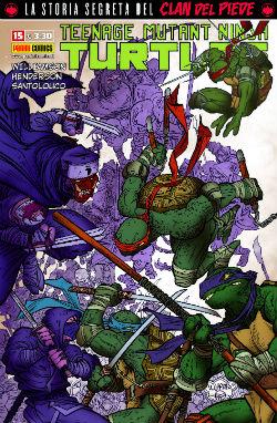 Teenage Mutant Ninja Turtles n. 15