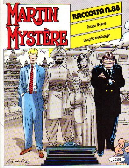 Martin Mystère Raccolta n. 88