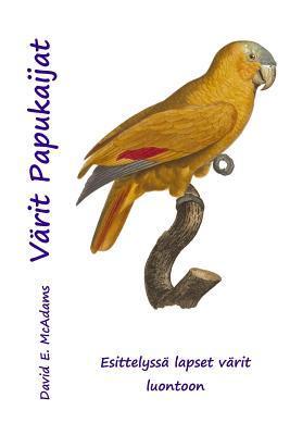 Värit Papukaijat