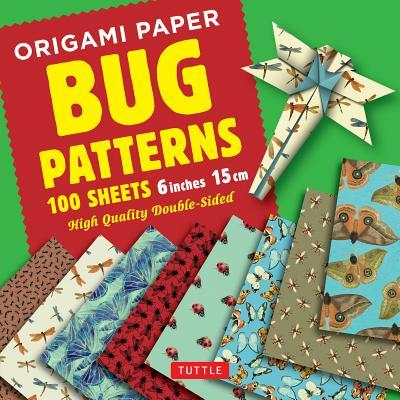 Origami Paper Bug Pa...
