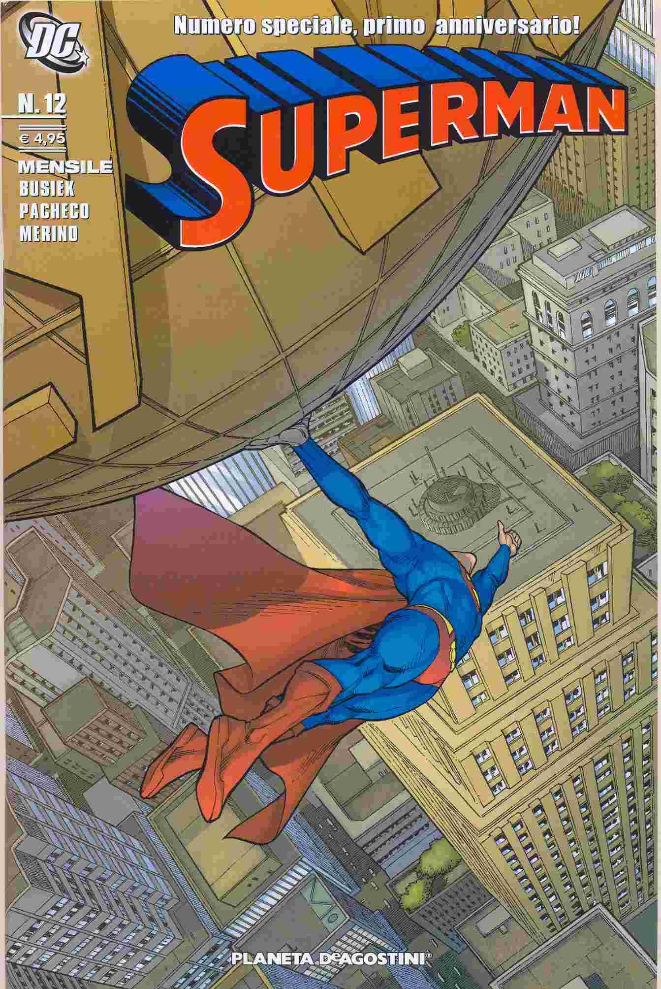 Superman n. 12
