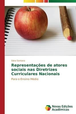 Representações de atores sociais nas Diretrizes Curriculares Nacionais